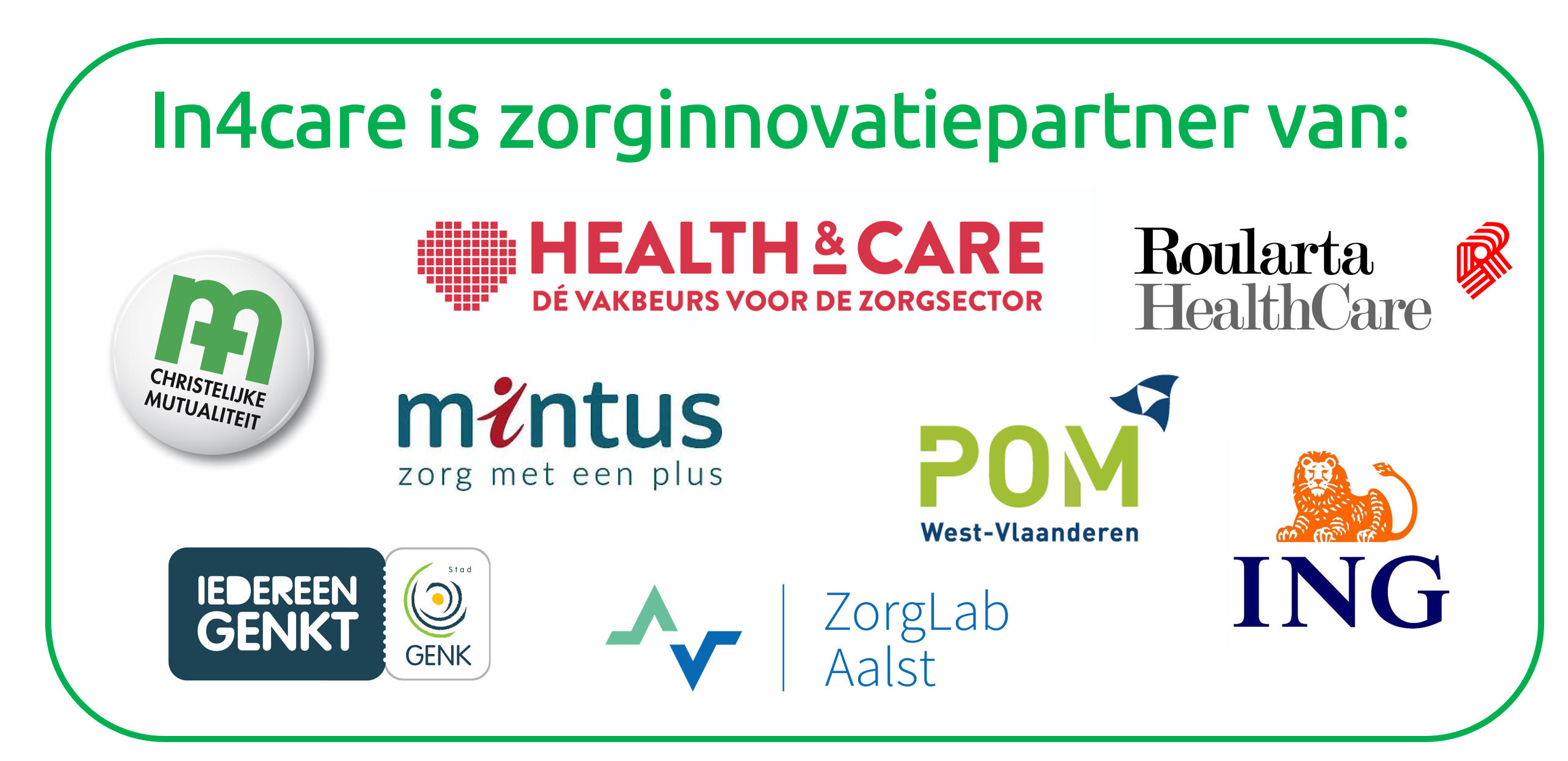 In4Care partners